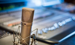 how to make audio drama podcast